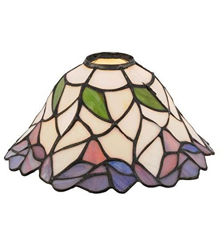 Meyda Tiffany 12253 Daffodil Bell Lamp Shade, 9