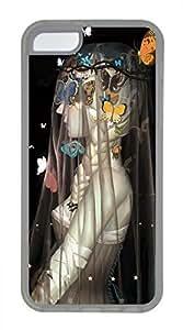 iPhone 5c case, Cute Beautiful Porcelain Doll iPhone 5c Cover, iPhone 5c Cases, Soft Clear iPhone 5c Covers