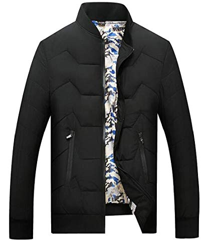Outwear Jacket Jacket Packable Mens Down TTYLLMAO Black Lightweight Down 0xnOqTqw