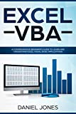 #8: Excel VBA: A Comprehensive Beginner's Guide to Learn and Understand Excel Visual Basic Applications