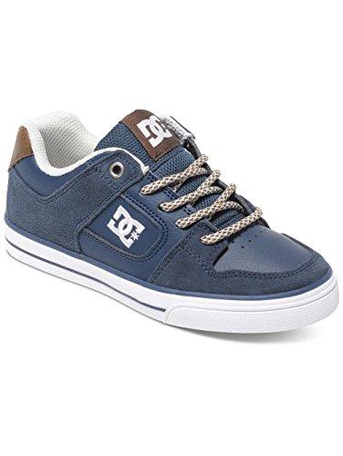 DC ShoesPure Se - Zapatillas de Deporte niños azul