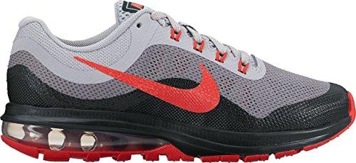 Nike Air Max Dynasty 2(GS)–Wolf Grey/Max Orange Black Whi, Multicolore, 36,5