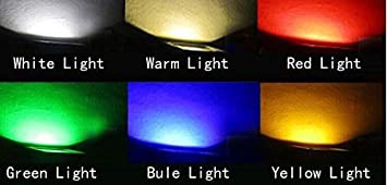 Size : Blue Light WINZSC AAA Batterie LED Spotlight Licht Akku mit Netzkabel Fensterstand Hintergrundwand niedlich und interessant za SD71 LO9