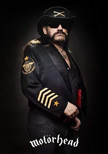 Motorhead Lemmy Poster A3//A4