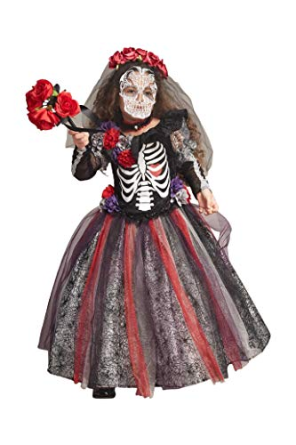 Chasing Fireflies Day of The Dead Catrina Costume for Girls