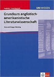 Uni-Wissen, Grundkurs anglistisch-amerikanische Literaturwissenschaft
