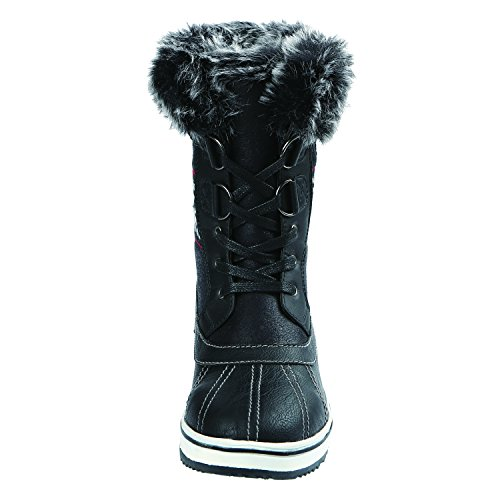 Women's Snow Black Brookelle Northside Boot SAqYvwdvx