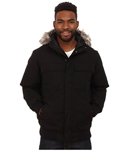 - The North Face CYK7-JK3 Men M Gotham Jacket II Black
