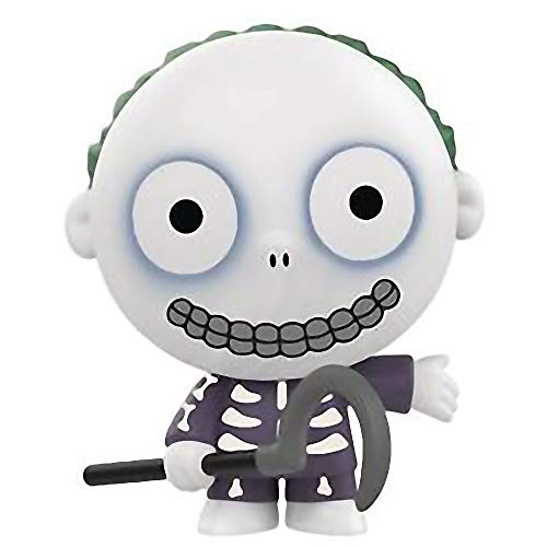 Funko Barrel: The Nightmare Before Christmas x Mystery Minis Mini Vinyl Figure & 1 PET Plastic Graphical Protector Bundle [32850]