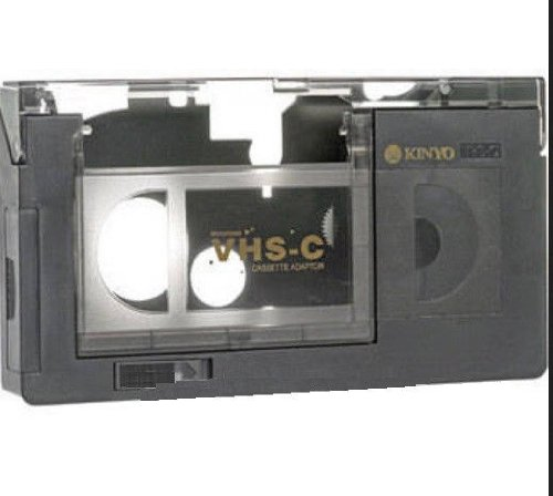 KINYO COMPANY, INC. Motorized Adaptor VHS-C to VCR VHSC V...