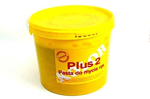 1 Stück 5L Eimer Handwaschpaste Plus 2 / Handreiniegungpaste / Eimer / 5L / TESS / Handreiniger / Paste / Reinigungspaste / ohne Reizung / natürliche Inhaltsstoffe / neutralen pH / Bio-Produkt / Reinigungskraft / hautfreundlich / hautpflegend / Handwaschmittel / Werkstatt / Reinigung / Pflege / Handpaste /