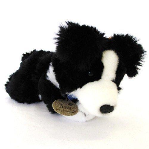 Jess Border Collie Dog 25cm Soft Toy by Keel Toys