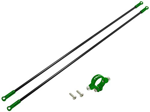 Rakon Blade 230S CNC AL Tail Boom Support Set (Green) - 230S812-G