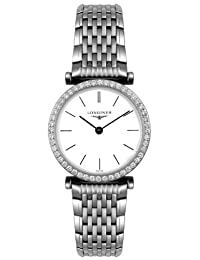 Longines Les Grandes Diamond Ladies Watch L4.241.0.12.6