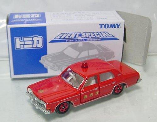 1/65 トヨタ クラウン 消防指揮車(レッド) 「トミカ EVENT SPECIAL」 2006年トミカ博 入場記念品