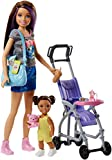 Toys : Barbie Skipper Babysitters Inc. Doll and Stroller Playset
