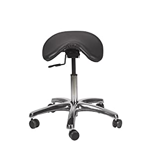 Amazon Com Betterposture Saddle Chair Ergonomic Back