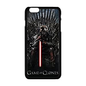 game of thrones star wars Phone Case for Iphone 6 Plus