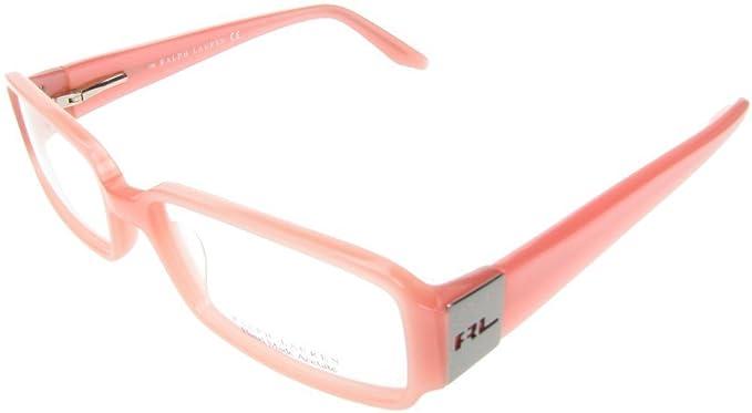 Genuine Polo Ralph Lauren Rose Pink Designer Eye Reading Glasses,  Spectacles Frames, New bc2f017c634