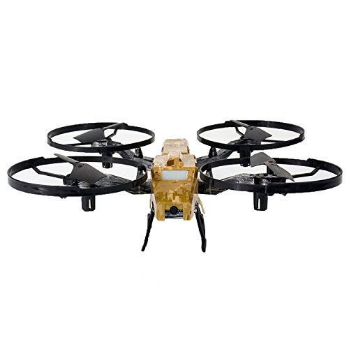 Fly Rc Dragonfly - Alta Call of Duty Dragon Fly-WiFi RC Drone w/ HD Video Camera & Remote Control