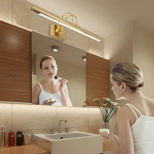 -badezimmerlampe European Style LED-Spiegel-Frontleuchte Badezimmer Kosmetikspiegelschrank Hotel-Wand-Lampe Frisierkommode Beleuchtung Lampe in Schlafzimmer Kleiderschrank Badleuchte