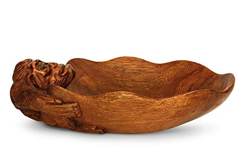 Buy monkey wood bowls