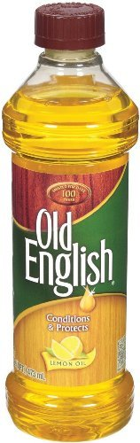 Old English Lemon Oil, 16-Ounce Bottle (Pack of 3)