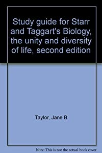 Unknown Binding Biology-Unity, Division of Life Book