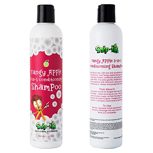 The Best Snipits Shampoo Tangy Apple
