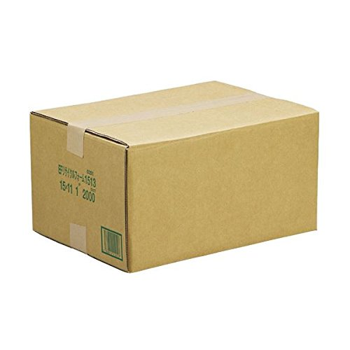 日本電算機用品 再生罫入ストックフォーム 15×11インチ 3ライン入 1200251 1箱(2000折) ×2セット B078YKGKN8
