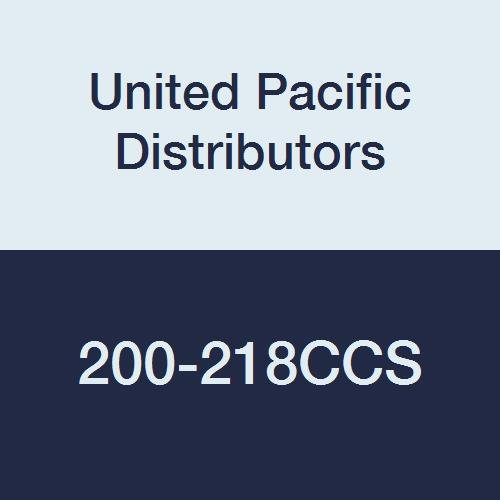 United Pacific Distributors 200-218CCS Crimp Fittings Carbon Steel Sleeve Hose Size 2 Hose Size 2