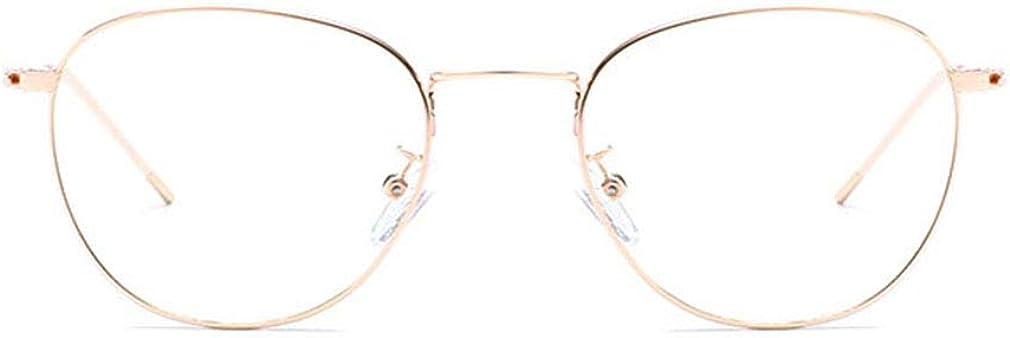 Yying Photochromatische Brillen Lesebrille Dekor Mode Geek//Nerd Retro Brillen f/ür M/änner Frauen Y19110814