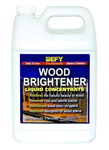 (DEFY 1 Gallon Wood Brightener)