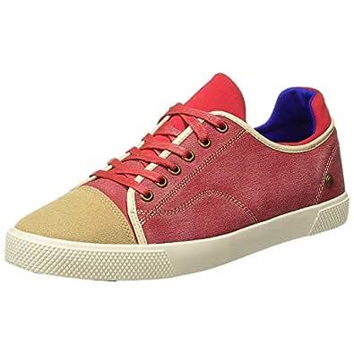 Numero Uno TMSECI39 Sneakers For Men (Red)
