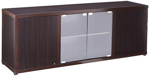 Coaster Home Furnishings 700886 Casual TV Console, Cappuccin