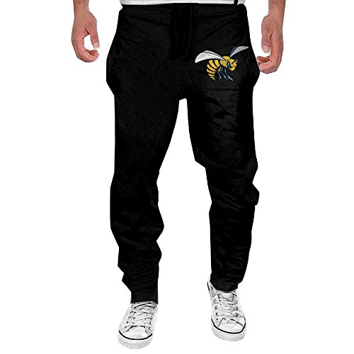 Men Love Alabama State University Open-bottom Sweatpants 3X