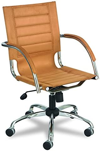 Safco Products Flaunt Managers Micro Fiber Chair