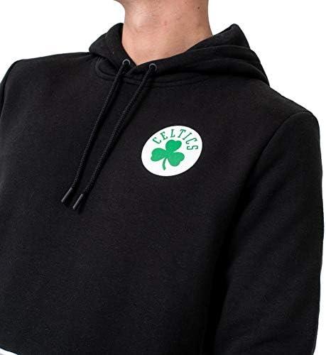 New Era Fleece Hoody - NBA Colour Block Boston Celtics