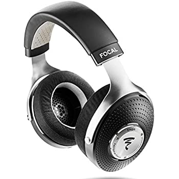 e2cb3d604cba26 Focal Elegia Audiophile Circum-Aural Closed-Back Over-Ear Headphones  (Black/Silver)