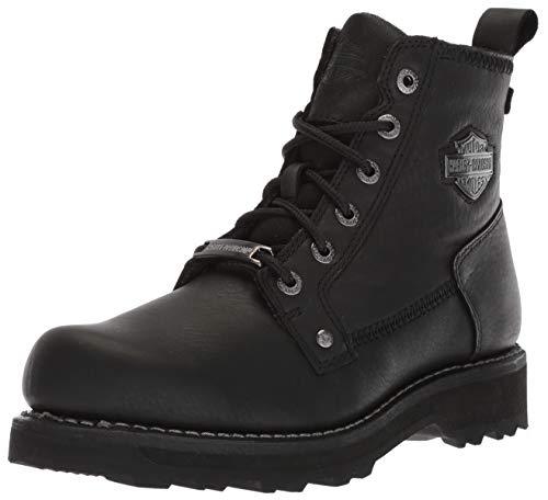 Harley-Davidson Men's Griggs Fashion Boot, Black, 10 M US
