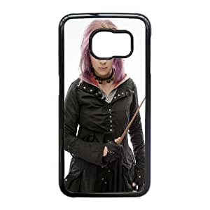 Samsung Galaxy S6 Edge Case (TPU), nymphadora tonks harry potter and the order of the phoenix Cell phone case Black for Samsung Galaxy S6 Edge - YYTT7876222
