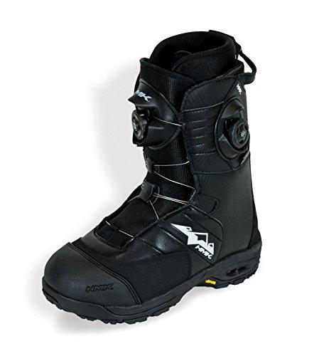 HMK Team Series Men's Boa Focus Boots (White, Size 10)