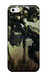 Durable Case For The Iphone 5/5s- Eco-friendly Retail Packaging(war Sci Fi People Sci Fi)