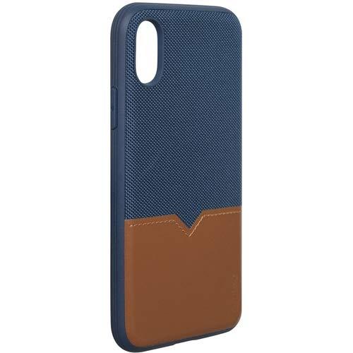 (iPhone Xs & iPhoneX, Evutec Northill Series Premium Leather)