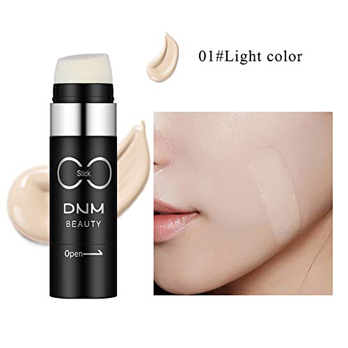 CC Rod Concealer, Cushion Cover Pimple Freckles Fine Lines Liquid Foundation Face Concealer Stick by Spdoo (A1) (Best Foundation To Cover Pimples)