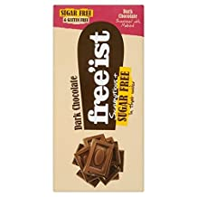 Free'ist Sugar Free Dark Chocolate 75g