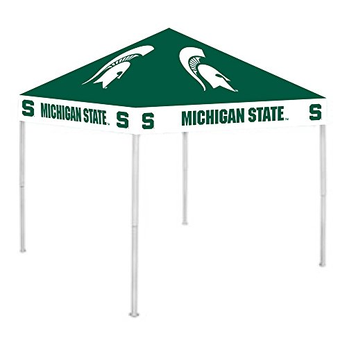 (Rivalry NCAA Michigan State Spartans Canopy)