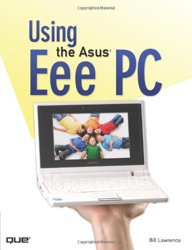 Picture of an Using the Asus Eee PC 9780789738103