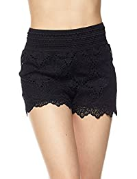 Women's Lace Shorts