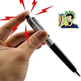 Forum Novelties Yonger Funny Shock Gag Pen Prank Trick Toys Gift Electric Shocking Pen with Battery